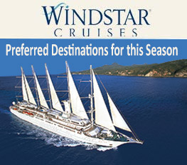 Windstar Preferred Destinations
