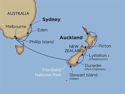 14 days - Kiwis, Koalas & Kangaroos [Auckland to Sydney]