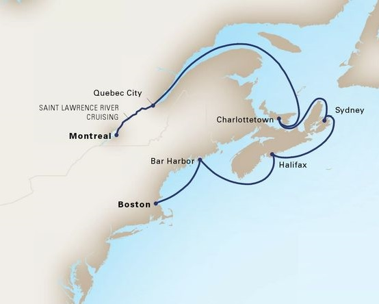7-Day Canada & Ne Discovery