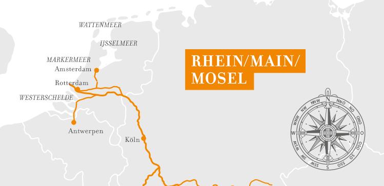6 Nights - Rhine New Year's North