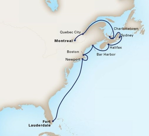 11-Day The Atlantic Coast
