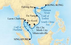 14-DAY VIETNAM & THAILAND