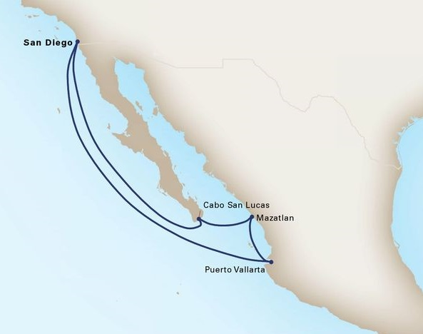 7-Day Mexican Riviera Holiday