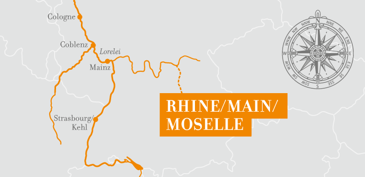 4 Nights - Rhine Christmas South
