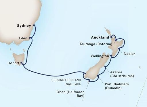 13-Day Australia & New Zealand