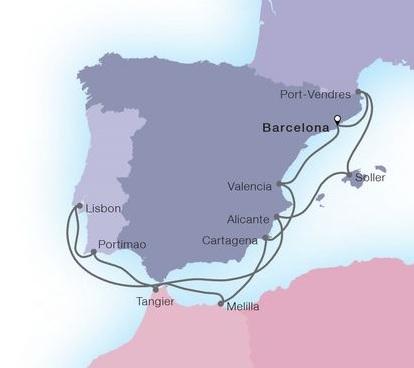 12-Day Iberian Summer