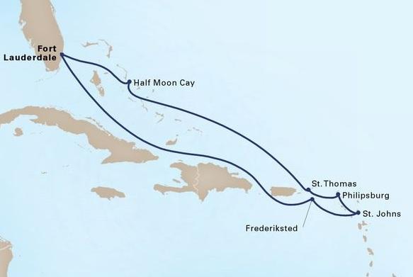 10-Day Southern Caribbean Seafarer