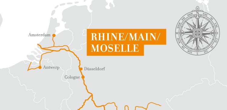 5 Nights - Rhine Christmas North