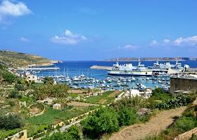 Mgarr (Victoria), Gozo, Malta / Valletta, Malta
