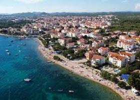 Vodice (Sibenik), Croatia